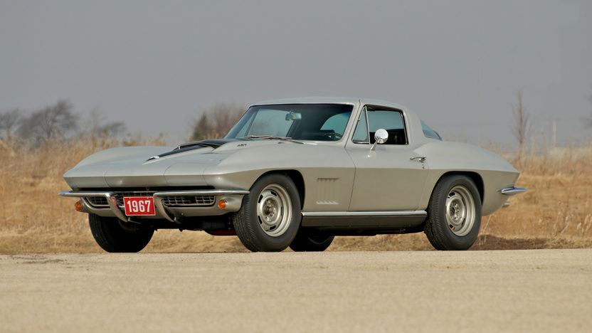 1967 Chevrolet Corvette Coupe 427/400 HP, 4-Speed presented as lot S88 at St. Charles, IL 2011 - image3