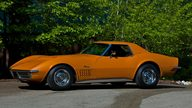 1971 Chevrolet Corvette ZR2 Convertible 454/425 HP, 4-Speed presented as lot S99 at St. Charles, IL 2011 - thumbail image3