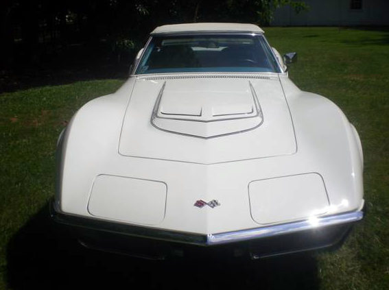 1970 Chevrolet Corvette ZR1 Convertible 350/370 HP, 4-Speed presented as lot S103 at St. Charles, IL 2011 - image2