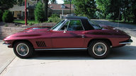 1967 Chevrolet Corvette Convertible 427/400 HP, 4-Speed presented as lot S115 at St. Charles, IL 2011 - thumbail image3