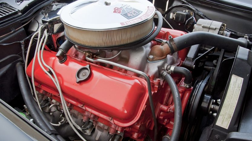 1966 Chevrolet Corvette Convertible 427/425 HP, 4-Speed presented as lot S40 at St. Charles, IL 2011 - image7