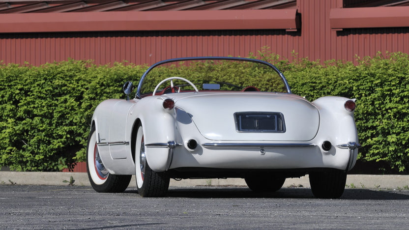 1953 Chevrolet Corvette Roadster 235 CI, Automatic presented as lot S96 at St. Charles, IL 2012 - image11