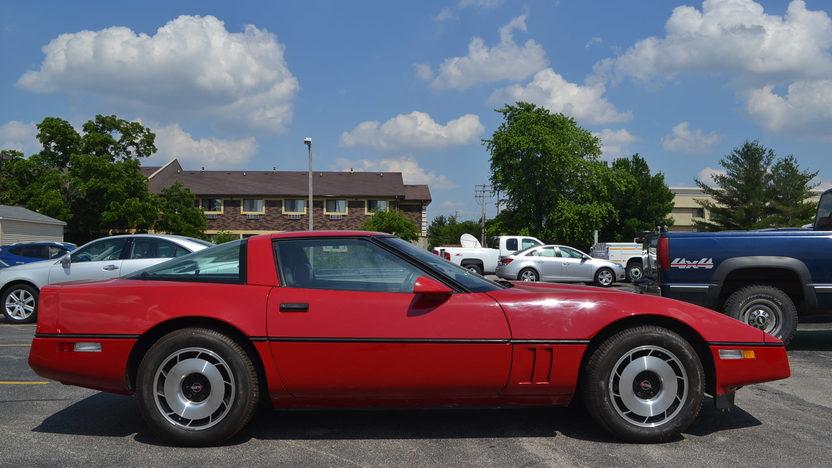 1984 Chevrolet Corvette Coupe presented as lot S6 at Champaign , IL 2013 - image2