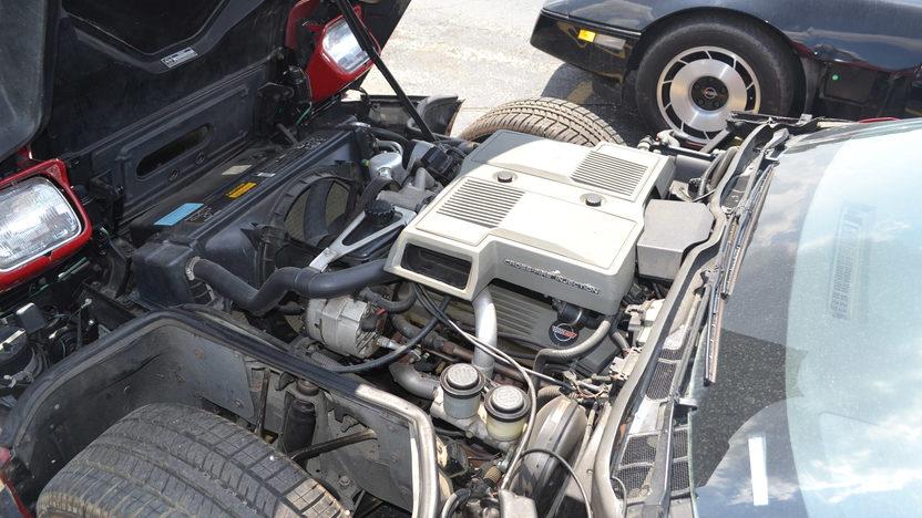 1984 Chevrolet Corvette Coupe presented as lot S6 at Champaign , IL 2013 - image6