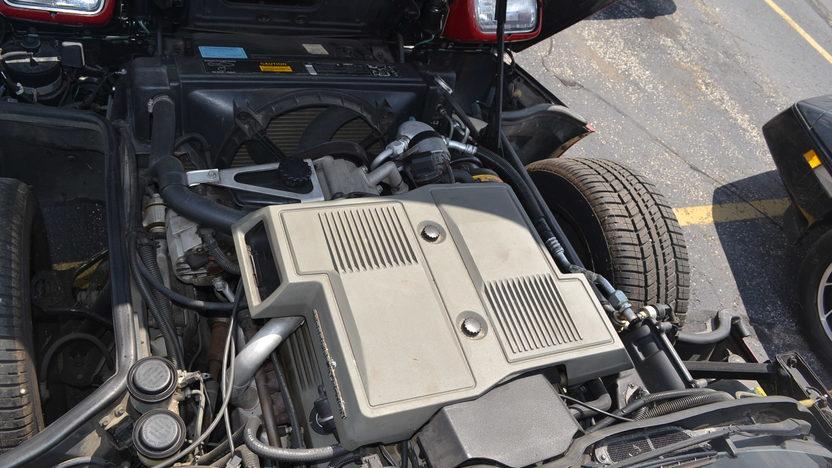 1984 Chevrolet Corvette Coupe presented as lot S6 at Champaign , IL 2013 - image7