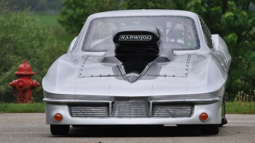 1963 Chevrolet Corvette 502 CI, Brodix Heads presented as lot S34 at Champaign , IL 2013 - image12
