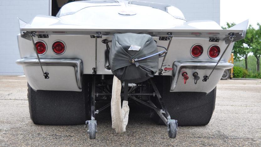 1963 Chevrolet Corvette 502 CI, Brodix Heads presented as lot S34 at Champaign , IL 2013 - image2