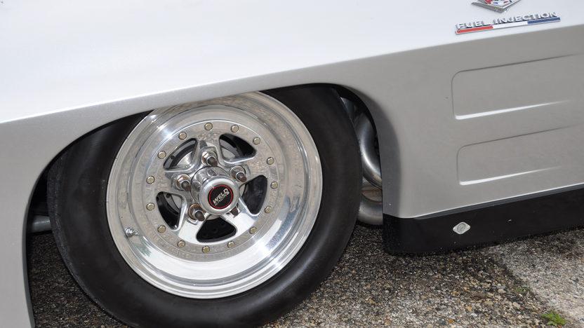 1963 Chevrolet Corvette 502 CI, Brodix Heads presented as lot S34 at Champaign , IL 2013 - image9