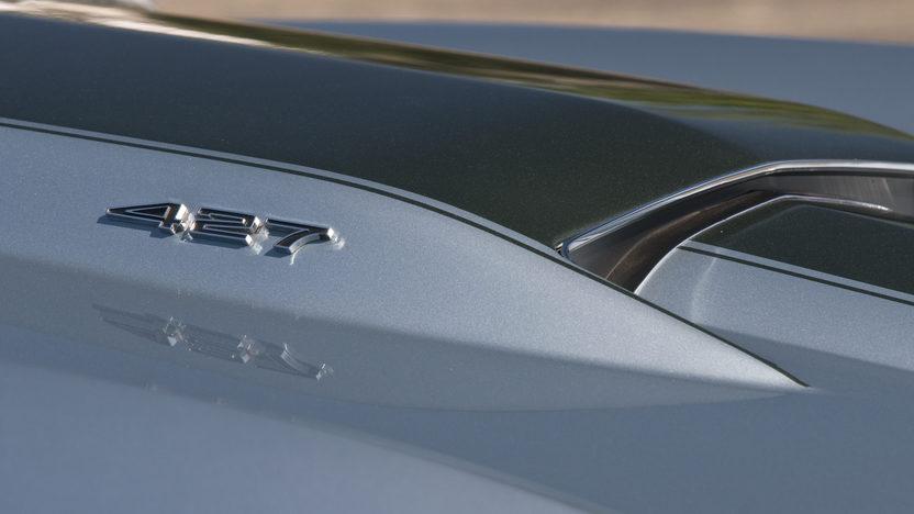 1967 Chevrolet COPO Corvette Convertible Special Color Combination, Tank Sticker presented as lot S50 at Champaign , IL 2013 - image5