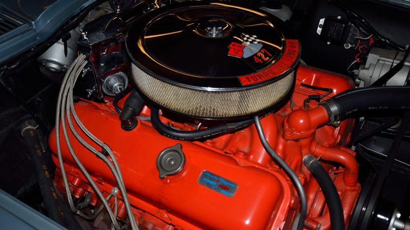 1967 Chevrolet COPO Corvette Convertible Special Color Combination, Tank Sticker presented as lot S50 at Champaign , IL 2013 - image9