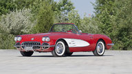 1960 Chevrolet Corvette Convertible 283/245 HP, 4-Speed presented as lot S75 at Champaign , IL 2013 - thumbail image5