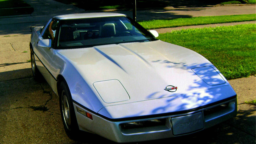 1984 Chevrolet Corvette Coupe Factory Tri-Coat Paint presented as lot S84 at Champaign , IL 2013 - image3
