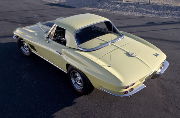 1967 Chevrolet Corvette Convertible 427/435 HP, 4-Speed presented as lot S87 at Champaign , IL 2013 - image2