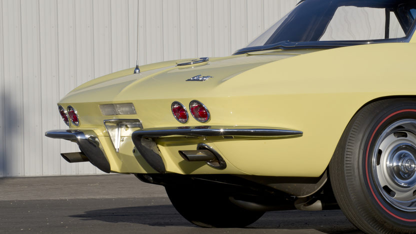 1967 Chevrolet Corvette Convertible 427/435 HP, 4-Speed presented as lot S87 at Champaign , IL 2013 - image8