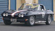 1963 Chevrolet Corvette Z06 Coupe Delmo Johnson/Dave Morgan Race Car presented as lot S78 at Monterey, CA 2009 - thumbail image3