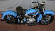1938 Harley-Davidson EL Knucklehead 4-Speed   presented as lot S42 at Monterey, CA 2010 - thumbail image4