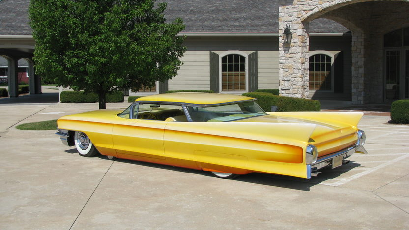 1961 Cadillac Gene Winfield Maybelline Custom 300 HP, Automatic presented as lot S83 at Monterey, CA 2010 - image2