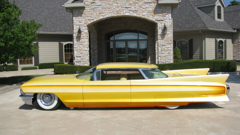 1961 Cadillac Gene Winfield Maybelline Custom 300 HP, Automatic presented as lot S83 at Monterey, CA 2010 - image3