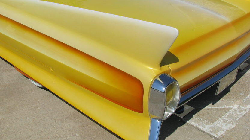 1961 Cadillac Gene Winfield Maybelline Custom 300 HP, Automatic presented as lot S83 at Monterey, CA 2010 - image4