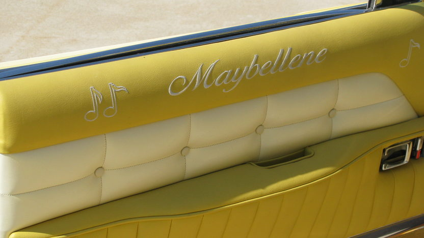 1961 Cadillac Gene Winfield Maybelline Custom 300 HP, Automatic presented as lot S83 at Monterey, CA 2010 - image5