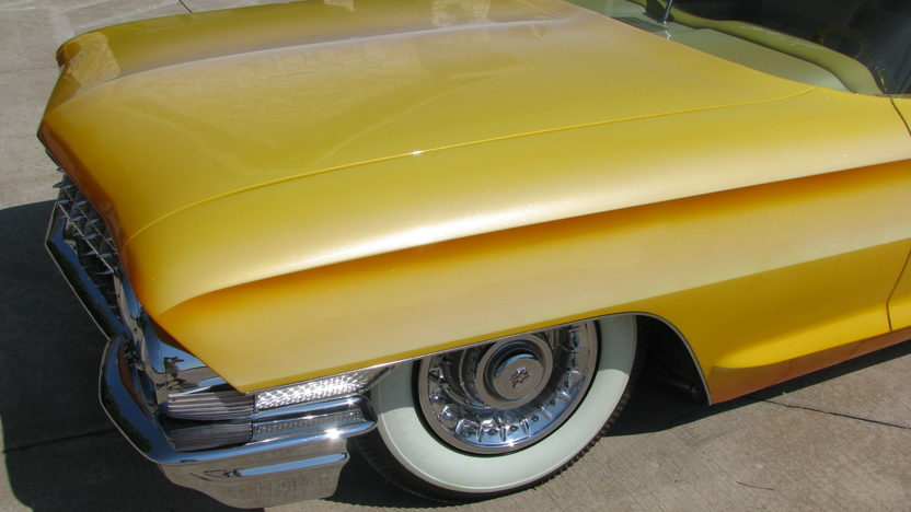 1961 Cadillac Gene Winfield Maybelline Custom 300 HP, Automatic presented as lot S83 at Monterey, CA 2010 - image7