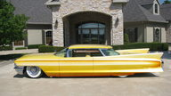 1961 Cadillac Gene Winfield Maybelline Custom 300 HP, Automatic presented as lot S83 at Monterey, CA 2010 - thumbail image3