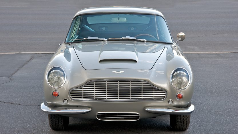 1966 Aston Martin DB6 Coupe The Bing Crosby Car presented as lot S105 at Monterey, CA 2010 - image3