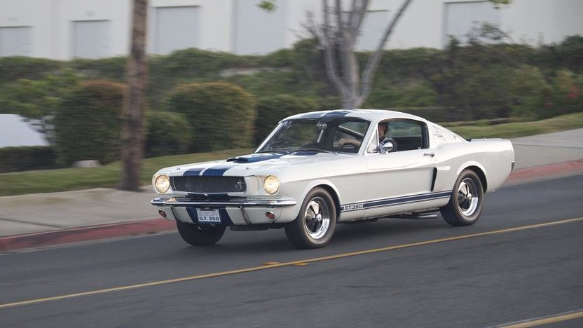 1965 Shelby GT350 Fastback #5S319,The 1966 GT350 Prototype               presented as lot S113 at Monterey, CA 2010 - image8