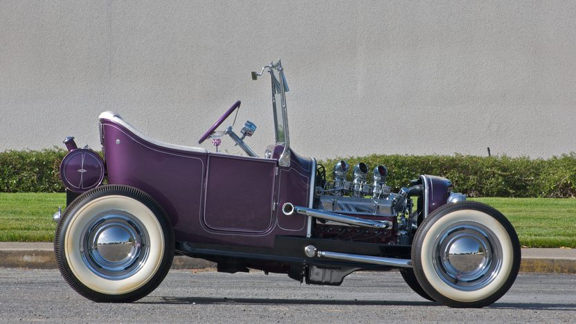 1923 Ford Tweedy Pie Roadster 3-Speed   presented as lot S133 at Monterey, CA 2010 - image3