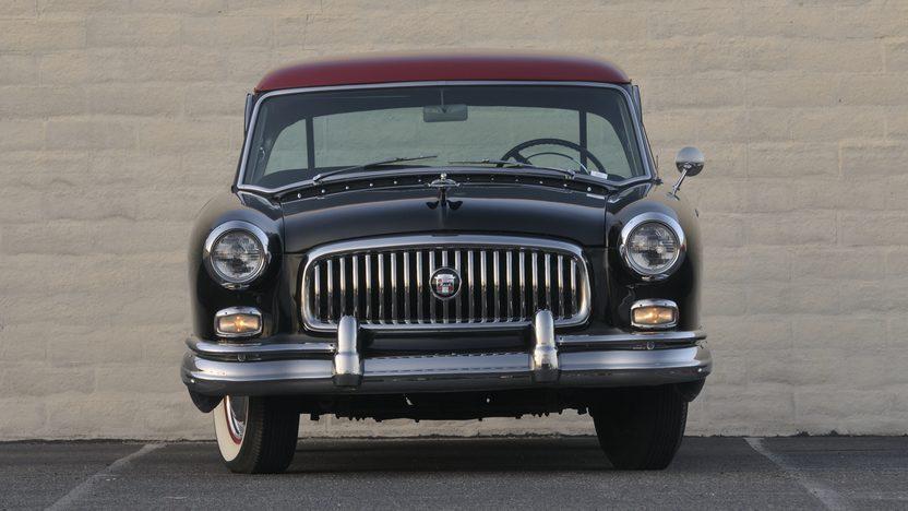 1953 Nash Ambassador Custom Sedan presented as lot F104 at Monterey, CA 2010 - image3