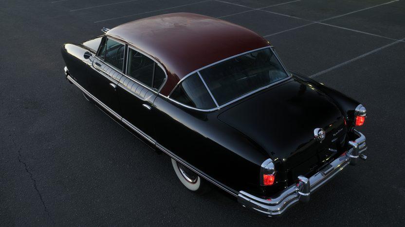 1953 Nash Ambassador Custom Sedan presented as lot F104 at Monterey, CA 2010 - image8