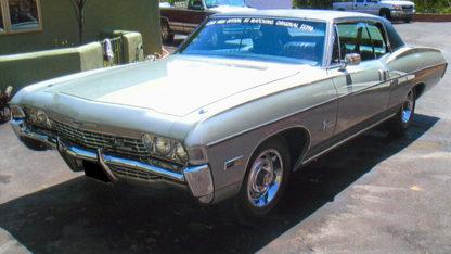 1968 Chevrolet Impala SS 2-Door Hardtop