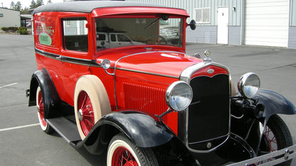 1931 Ford Deluxe Delivery Pickup