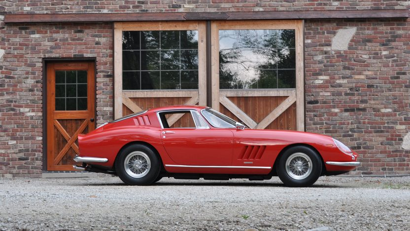 1967 Ferrari 275 GTB/4 Berlinetta Coupe S/N 09721 presented as lot S111.1 at Monterey, CA 2010 - image7