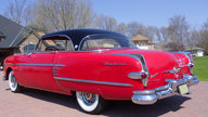 1954 Packard Pacific Hardtop 359/212 HP, Automatic presented as lot F145 at Monterey, CA 2011 - thumbail image2