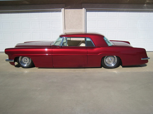 1956 Lincoln Continental Mark II Custom Automatic presented as lot F167 at Monterey, CA 2011 - image2