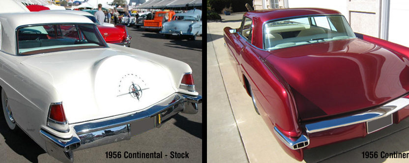 1956 Lincoln Continental Mark II Custom Automatic presented as lot F167 at Monterey, CA 2011 - image7