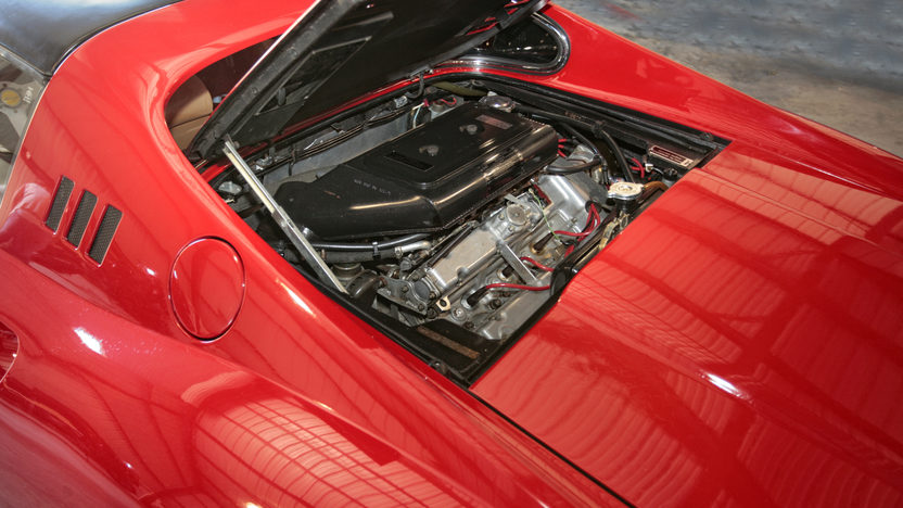 1974 Ferrari Dino 246 GTS Barn Find with 2,910 miles presented as lot S88 at Monterey, CA 2011 - image5