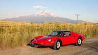 1974 Ferrari Dino 246 GTS Barn Find with 2,910 miles presented as lot S88 at Monterey, CA 2011 - thumbail image10