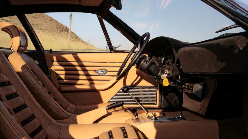 1972 Ferrari 365 GTB/4 Daytona Barn Find with 9,752 miles presented as lot S89 at Monterey, CA 2011 - image3