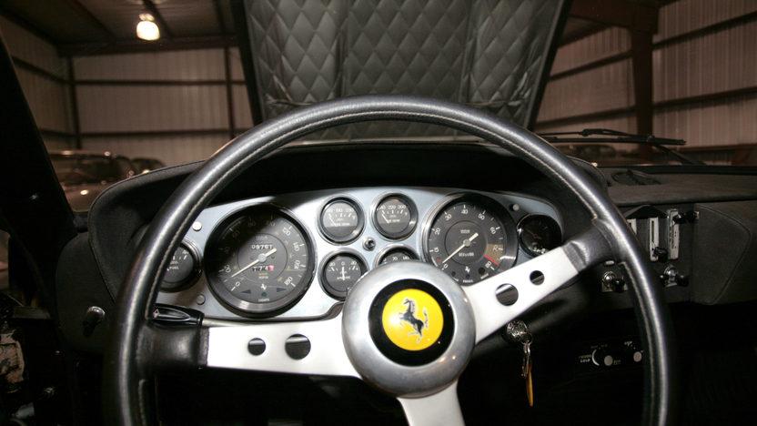 1972 Ferrari 365 GTB/4 Daytona Barn Find with 9,752 miles presented as lot S89 at Monterey, CA 2011 - image5