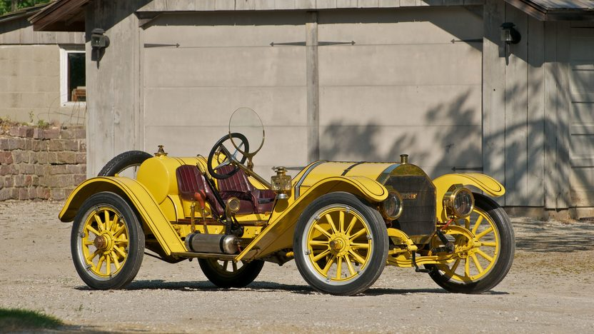 1912 Mercer Raceabout presented as lot S148 at Monterey, CA 2011 - image2