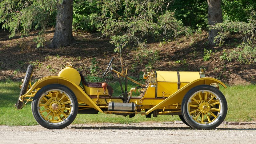 1912 Mercer Raceabout presented as lot S148 at Monterey, CA 2011 - image3