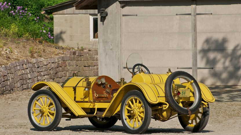 1912 Mercer Raceabout presented as lot S148 at Monterey, CA 2011 - image4