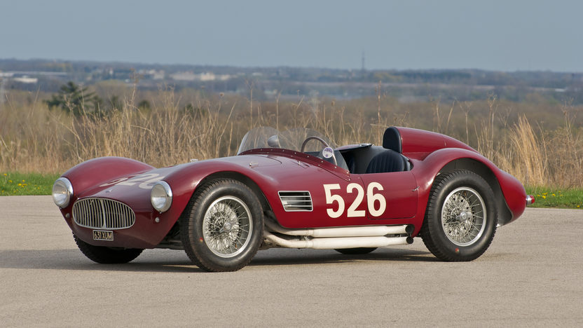 1954 Maserati A6 GCS Tipo MM Chassis #2065