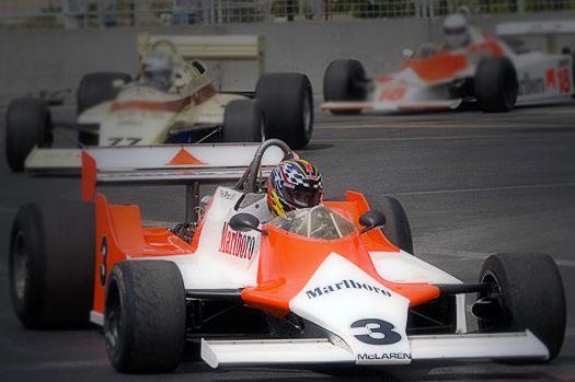 1980 McLaren M29 F1 Grand Prix Race Car presented as lot S171 at Monterey, CA 2011 - image2