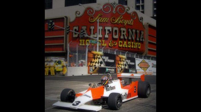 1980 McLaren M29 F1 Grand Prix Race Car presented as lot S171 at Monterey, CA 2011 - image3