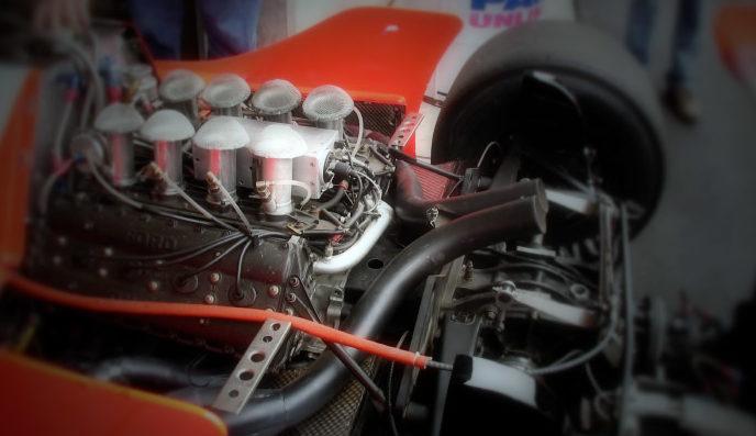 1980 McLaren M29 F1 Grand Prix Race Car presented as lot S171 at Monterey, CA 2011 - image4