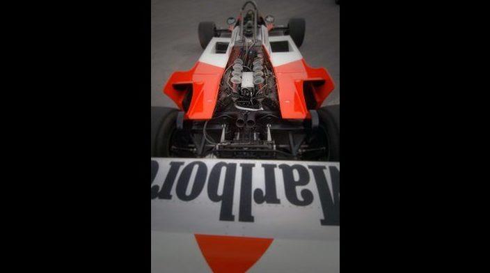 1980 McLaren M29 F1 Grand Prix Race Car presented as lot S171 at Monterey, CA 2011 - image5