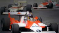 1980 McLaren M29 F1 Grand Prix Race Car presented as lot S171 at Monterey, CA 2011 - thumbail image2